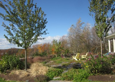 Columbia County, NY landscape design project